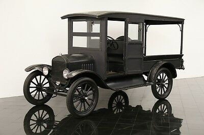 1923 Ford Model T Delivery Truck 1923 Ford Model T Delivery Truck