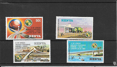 Kenya  Umm Set Of Stamps C025