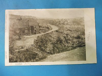 Littlebeck, Whitby, N yorkshire.J. Swales Sleights 1905 used postcard.