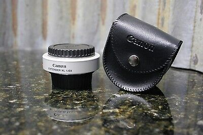 Canon XL 1.6x Conversion Extender Fits XL1 XL2 Excellent Condition FREE SHIPPING