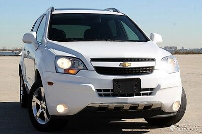2012 Chevrolet Captiva Sport LTZ Sport Utility 4-Door 2012 CHEVROLET CAPTIVA LTZ AWD LEATHER BACKUP CAMERA SUNROOF HEATED SEATS V6