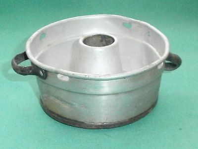 Aluminium Backgeschirr o. Deckel Puppenst../aluminum baking pot without lid