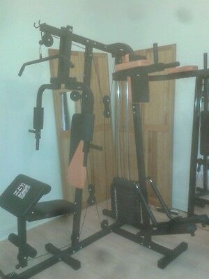 Fit 4 home olympic ES-413 Home gym