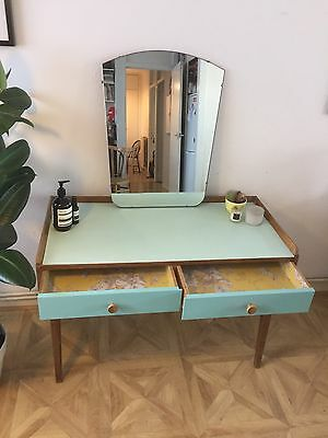 Original mid century dressing table