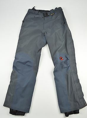 MAMMUT EXTREME GORE TEX XCR Mens Trousers Windproof Waterproof Outdoor sz 48 S