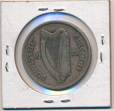 1928 Ireland Half Crown