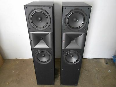 JBL HLS 620 Pair of Tower Speakers Sound Great!!!                  FREE SHIPPING