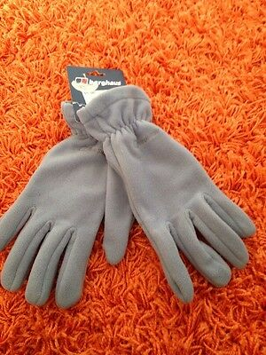 Berghaus Womens Spectrum Class Warm Fleece Glove Blue XL