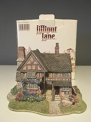 Lilliput Lane Junk and Disorderly with Original Box no Deeds