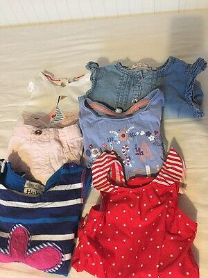 Girls Summer Bundle 18-24 Months Swimming Costume Hatley M And S