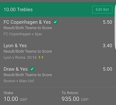 ** BTTS FOOTBALL BETTING SYSTEM strategy both teams to score! **