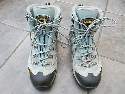 ASOLO STYNGER GTX Womens Walking Boots UK 8  EU 42 goretex - Excellent condition