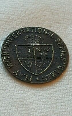 George Iii Play With International Series Token