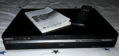 Sony RDR-HXD970 250GB Hard Drive DVD Recorder with Freeview