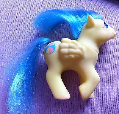 Mon Petit Poney My Little Pony Baby G1 Bouncy First Tooth  N° J10