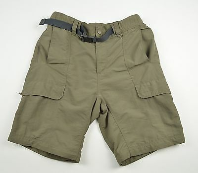 THE NORTH FACE Mens Shorts Trousers Outdoor Belted Trekking Hiking Camping sz S