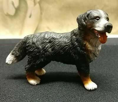 schleich bernese mountain dog figure toy