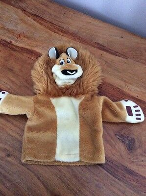 Alex The Lion Puppet From Madagascar Movie From Persil
