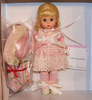 Madame Alexander 8 Inch Doll Collecting Dolls with Dollhouse 30940 in Box
