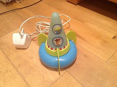 Toy Story alien rocket Woody BUZZ night light rechargable LED lamp torch