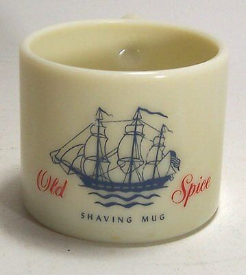 Vintage Early American Old Spice Shaving Mug