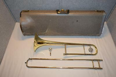 Vintage 1952 Conn 6H Professional Trombone Elkhart, Indiana - Exc. Playing Cond.
