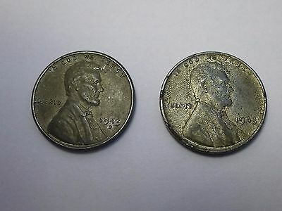 Coins Usa 1 Cent 1943 D /1943
