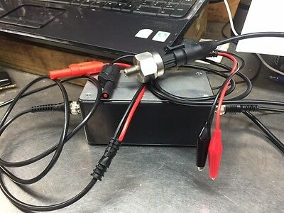 Automotive Lab Scope  Pressure Transducer With Two Sensors