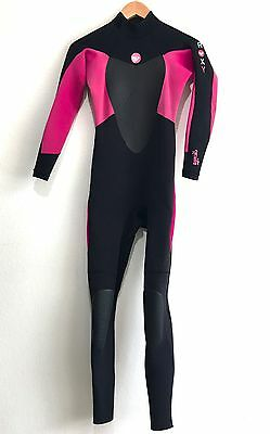 Roxy Girls Full Wetsuit Syncro GBS 3/2 Youth Juniors Size 14