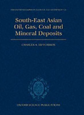South-East Asian Oil, Gas, Coal and Mineral Deposits (Oxford-ExLibrary