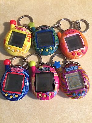 Tamagotchi Connection Virtual Pet  Bundle lot Of 6 TESTED + WORKING