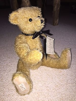 Deans Rag Club Bear - William - Limited Edition - 13 Of 100