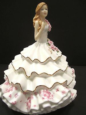 Royal Doulton Victoria HN 5829 2017 Figurine of the Year New