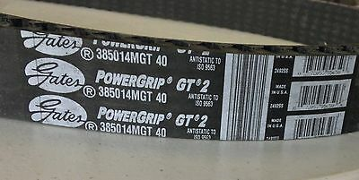 Gates PowerGrip GT2 Synchronous Belt 3850-14MGT-40