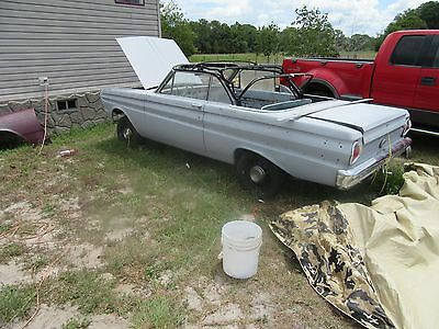 1964 Ford Falcon FUTURA 1964 FALCON FUTURA CONV-260 4 SPEED