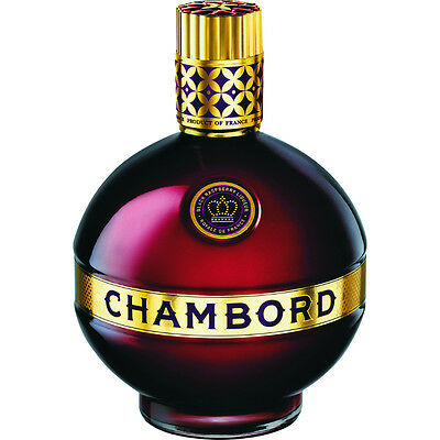 Chambord Black Raspberry Liqueur 700Ml Bottle