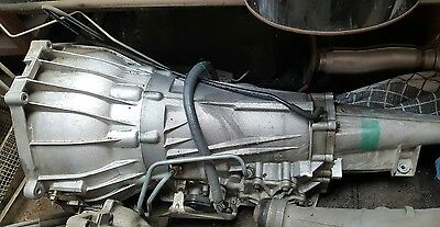 FORD FALCON BA TRANS/GEARBOX AUTO, 5.4, 4 SPEED OUT OF UTE. 10,000klms