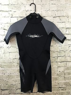 Ho Sports MFG Junior/Youth Shorty UNISEX Wet Suit-Size 14- Pre-Owned-Neoprene