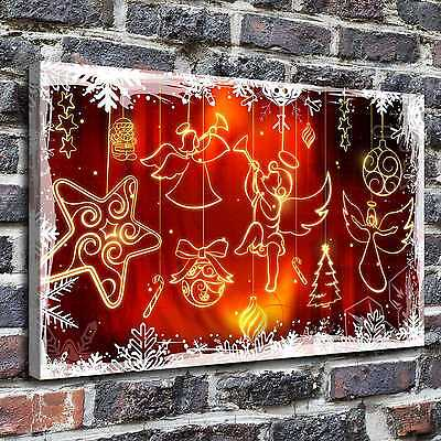 Christmas gifts Paintings HD Print on Canvas Home Decor Wall Art Pictures