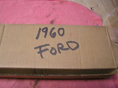 Ford 1960 Galaxy, Streamliner, antenna 3 hole, new in box, LOOK