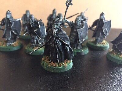 Metal Army of the Dead - Lord of the Rings The Hobbit warhammer - Games Workshop