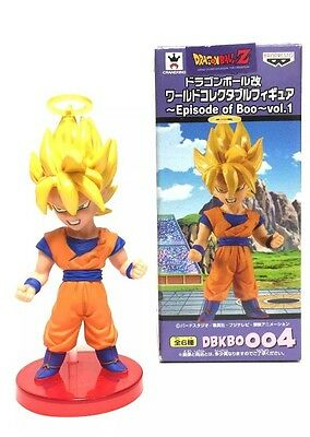 Banpresto Wcf Dragonball Z Episode Of Boo Vol 1 Afterlife Ss Gokou Authentic