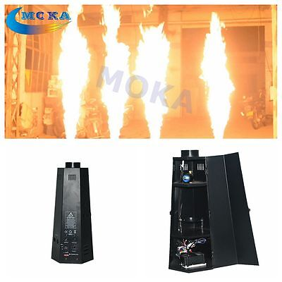 2pcs DMX512 Fire machine Spray Flame Machine Flame Projector For Stage,Bar,dj