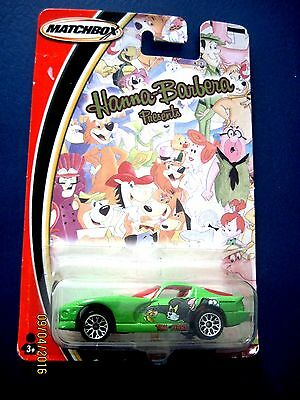 """Matchbox Collectible Hanna Barbera """"Tom and Jerry"""" Car"""