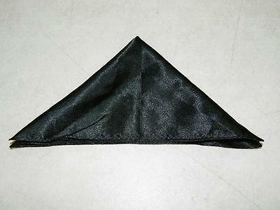 Countess Mara Men's Pocket Square Handkerchief Polyester NWOT Size 11""