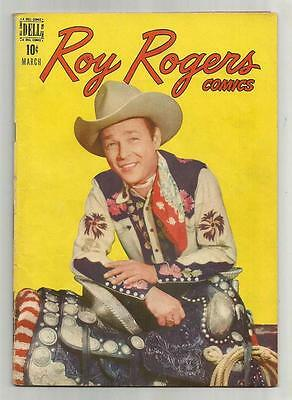 Roy Rogers #3, March 1948