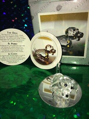 The Crystal Collection The Dog Like Swarovski Sausage Dog Cute