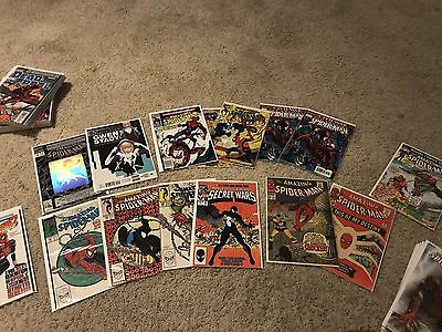 Amazing Spider-man Lot 14, 300, 46, 361 Lots Of 1st Appearances!! Marvel