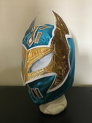 Sin Cara WWE Replica Wrestling masks. Authentic Wrestler Lucha Dragons Tag team