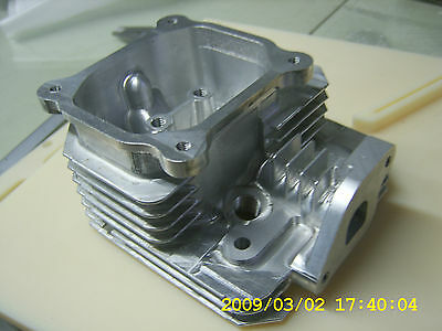 CNC milling precision aluminium prototype motorcycle cylinder parts services